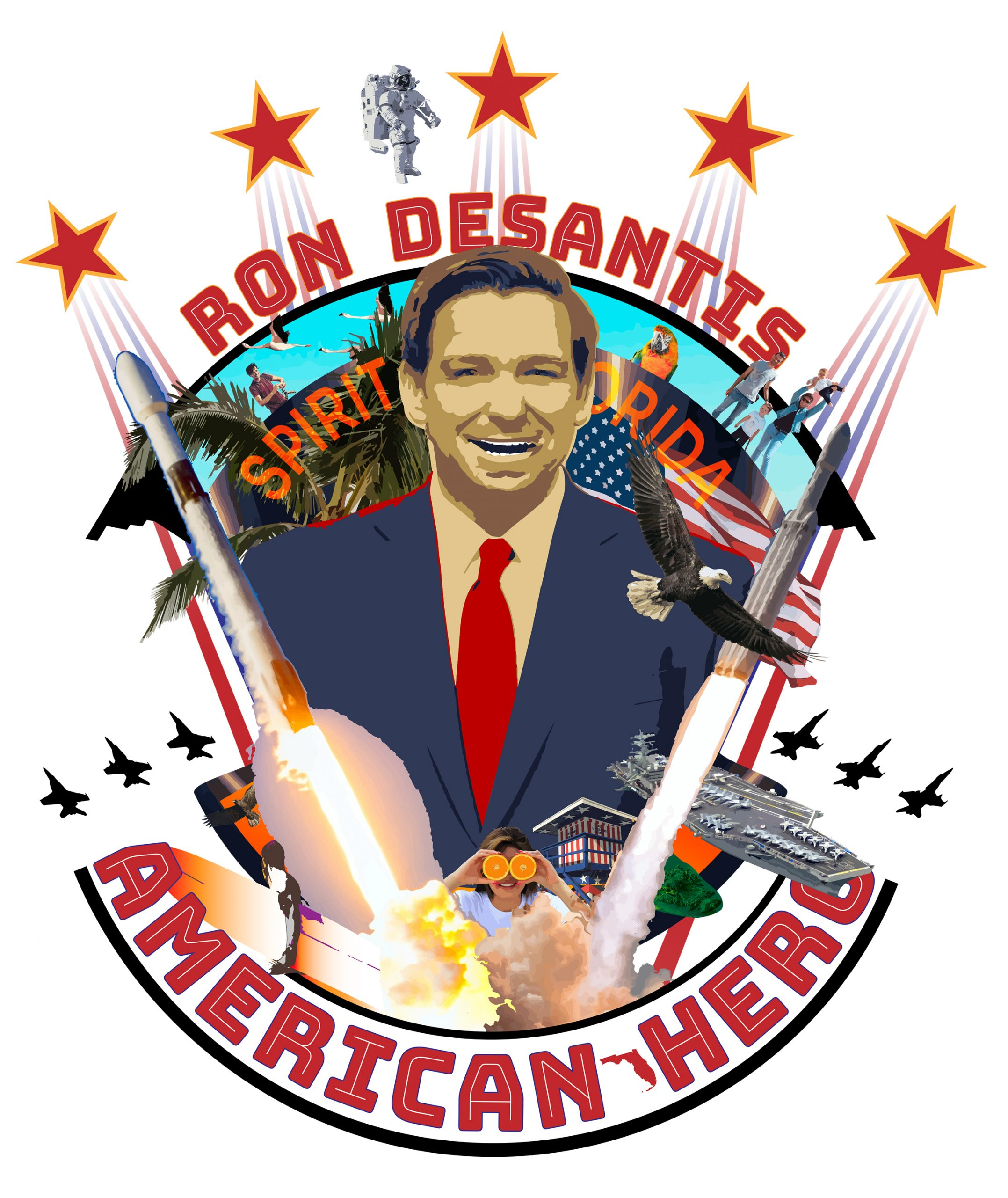 American Hero: Governor Ron DeSantis