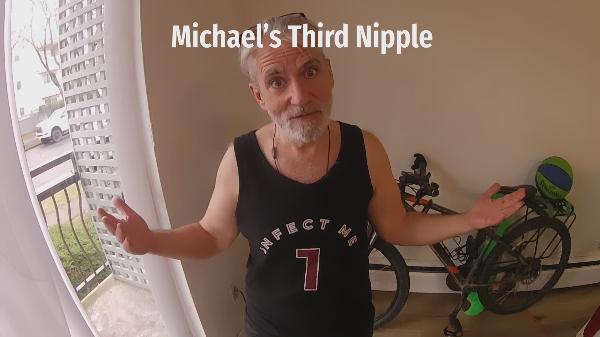 Michael's Third Nipple